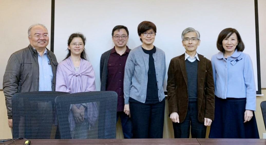 《台灣政經傳播研究中心》追蹤調查實務工作坊